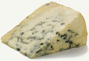 Queso tipo Blue Stilton